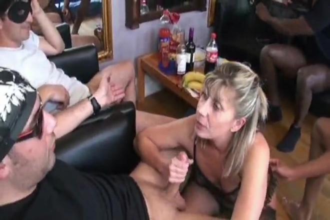 regarder Gangbang porno gai porno Rock Jock